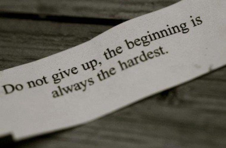 Donu0027t Give Up
