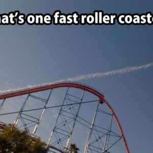 Fast Roller Coaster