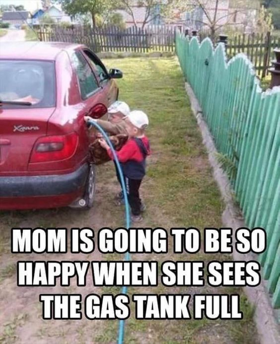 Image result for water gas tank meme