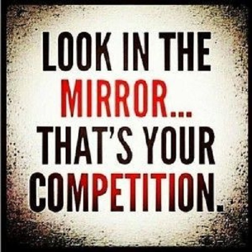 Look In The Mirror Quotes Beauteous Look Into The Mirror Funny Pictures Quotes Memes Funny Images