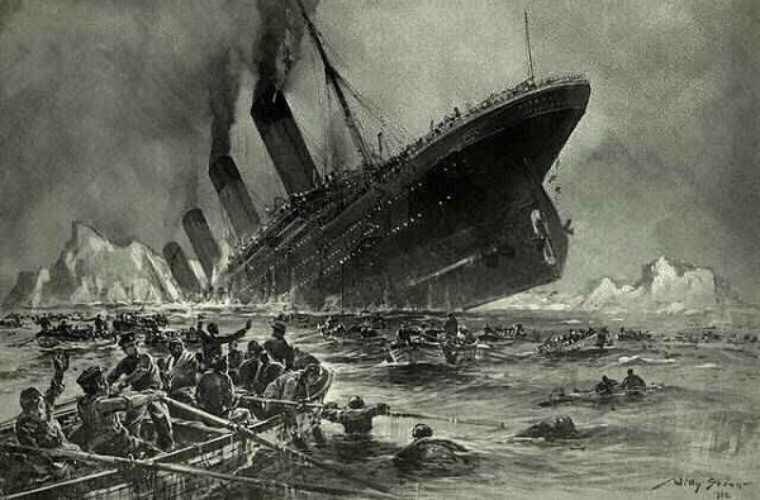 RMS Titanic: The Voyage of the Damned