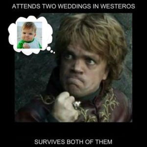 Two Weddings