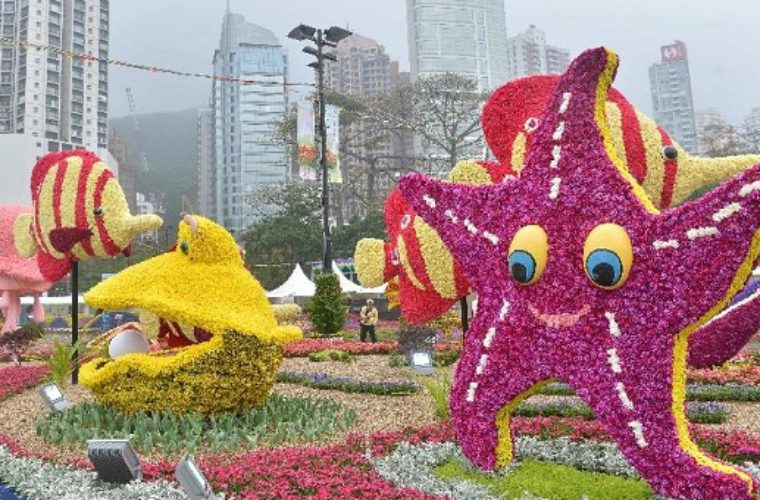 The 8 Most Impressive Flower Shows in the World