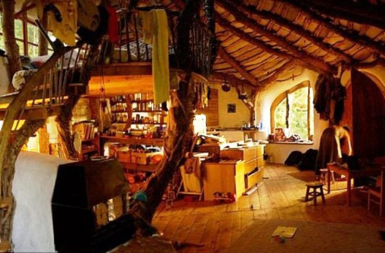 A Piece of the Shire on Earth: The Hobbit House