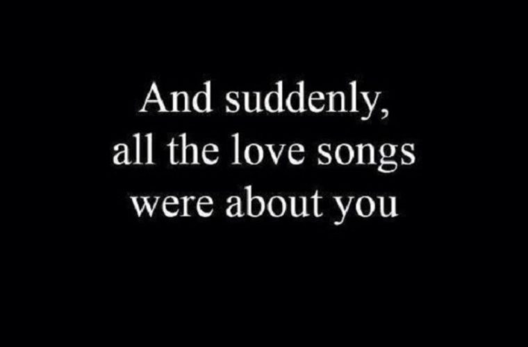 All The Love Songs