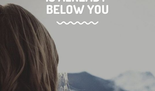 Already Below You