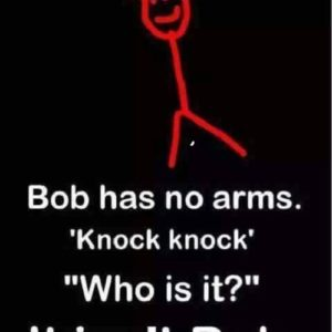Bob Has No Arms