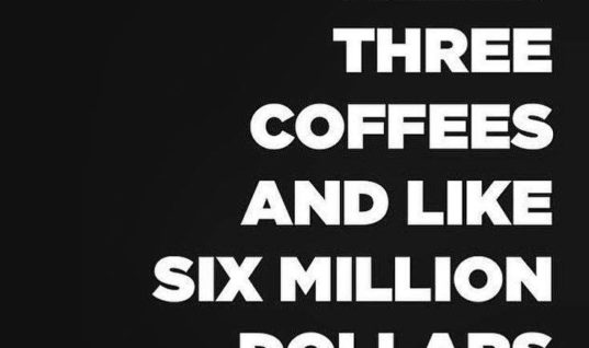 Coffee And Dollars