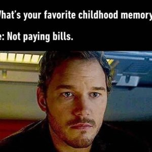 Favorite Childhood Memory