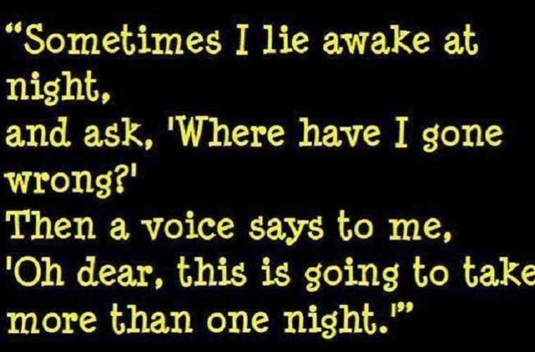 I Lie Awake At Night