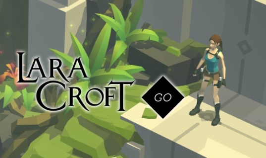 Lara Croft Go: Play Lara's Journey On Your Mobile