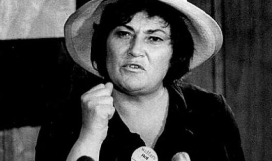 Impressive Characters: Bella Abzug, Pioneer for Women in Politics