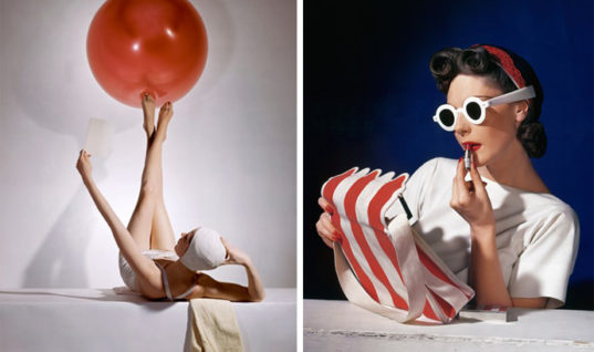 The Story Behind the Iconic Fashion Photographs of Horst P Horst