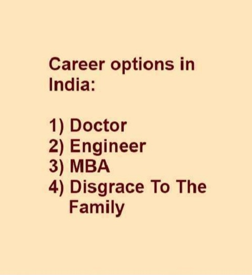 career options in india funny pictures quotes memes funny images funny jokes funny photos
