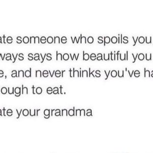 Date Someone Who Spoils You