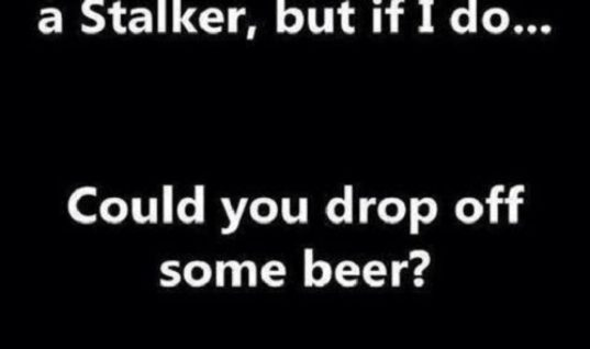 Drop Off Some Beer