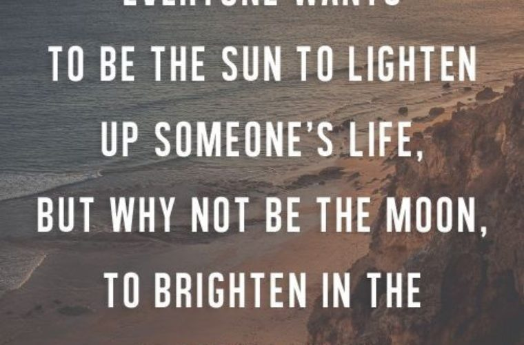 Everyone Wants To Be The Sun