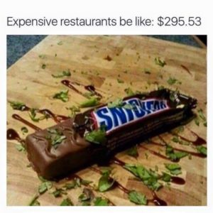 Expensive Restaurants