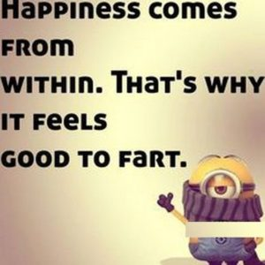 Feels Good To Fart