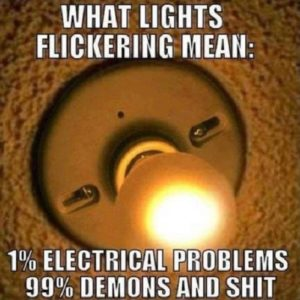 Flickering Problems