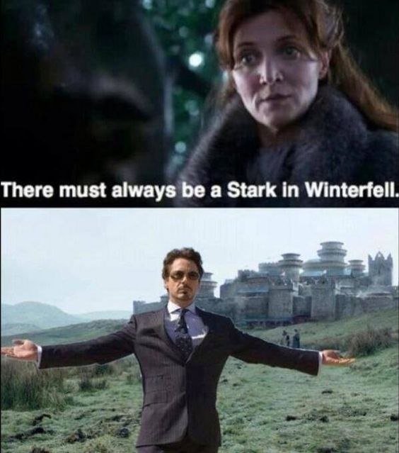 In Winterfell