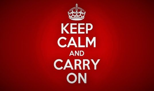 Discover the Story of Keep Calm and Carry On