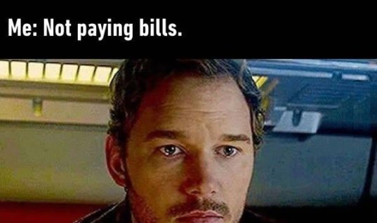 Not Paying Bills