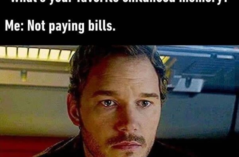 Not Paying Bills Funny Pictures Quotes Memes Funny Images