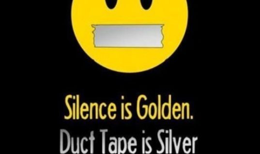 Silence And Duct Tape