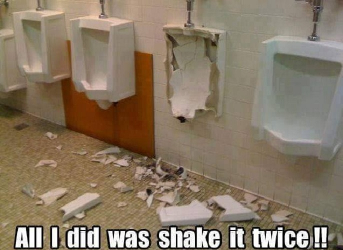 Bathroom Shake Funny Pictures Quotes Memes Funny
