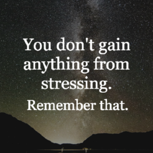 Don't Gain Anything