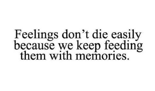 Feelings Don't Die Easy