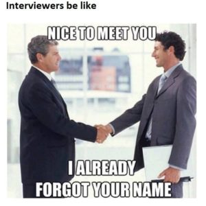 Forgot Your Name