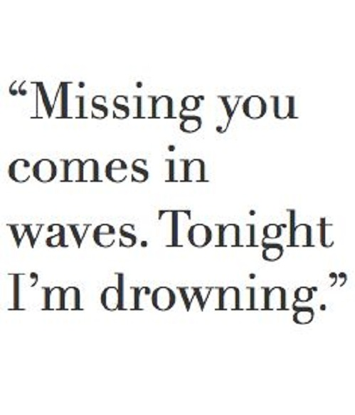 I'm Drowning