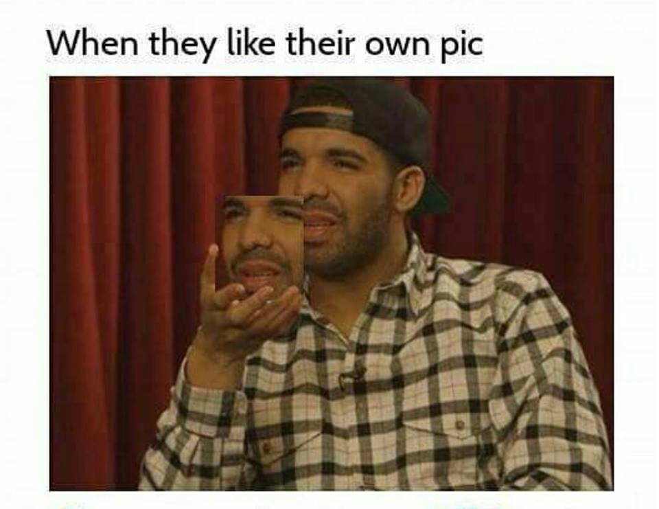 Like Their Own Pic