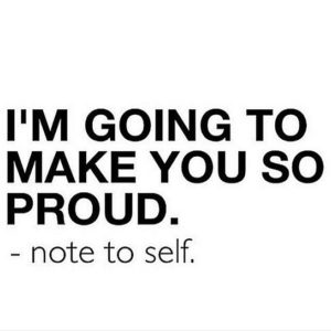 Make You So Proud