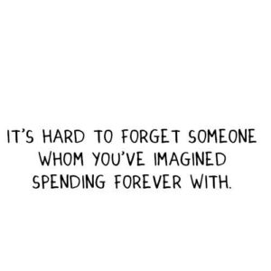 Spending Forever With
