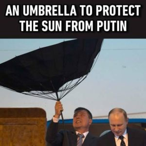 An Umbrella To Protect