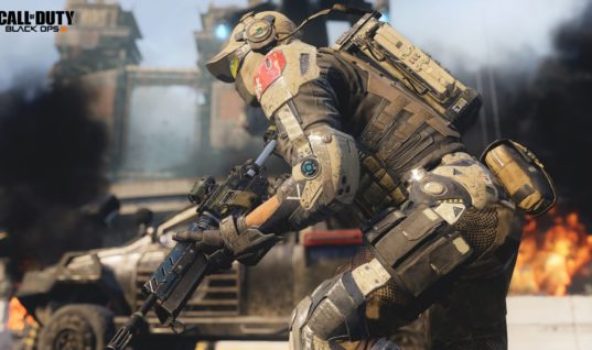 The 'CoD: Black Ops 3' PS4 Beta Broke Records
