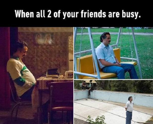 Don't Have Any Friends