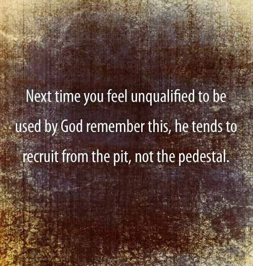 Feel Unqualified