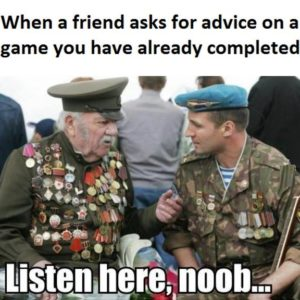 Friend Ask For Advice