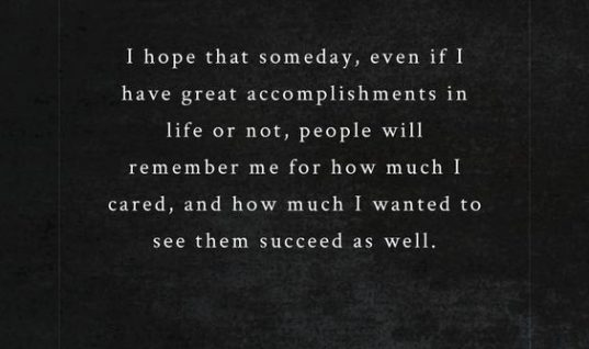 Hope That Someday
