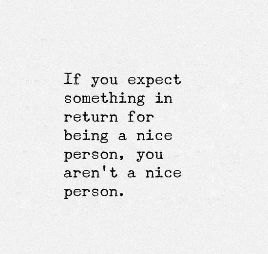 If You Expect