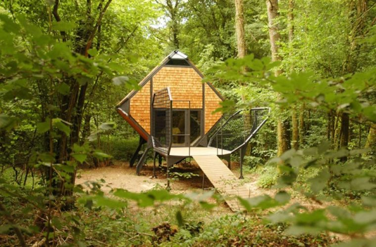 Maisons Sylvestres, Retreats in the Wilderness