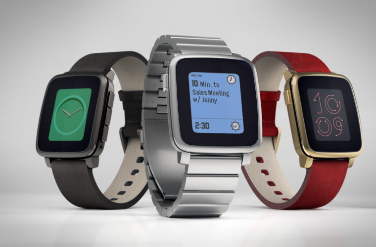 Pebble Time Steel Available For Pre-Order