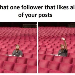 That One Follower