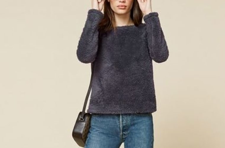The Oversized Winter Sweater Of Your Dreams