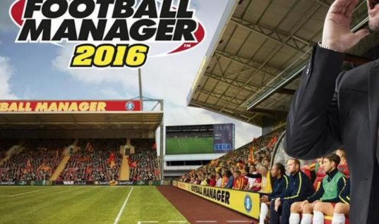 Football Manager 2016 Announced For Multiple Platforms