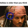 Adidas Is Older